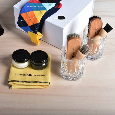 SCS Shoe Care Set