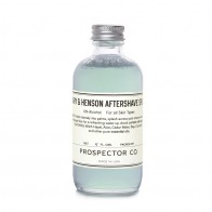 Prospector Co. Aftershave Peary & Henson
