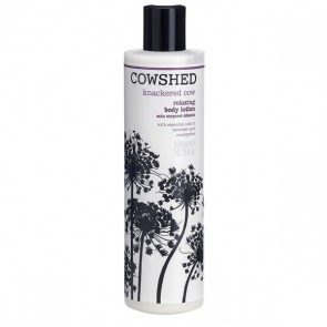 Cowshed Relaxing Body Lotion - Knackered Cow