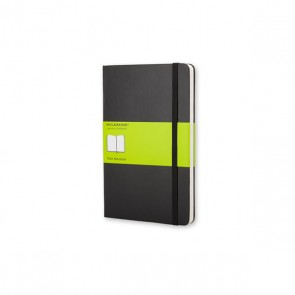 Moleskine blanco notitieboek S - Hardcover