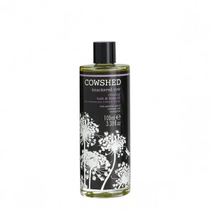 Cowshed Relaxing Bath & Body Oil - Knackered Cow