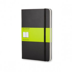 Moleskine blanco notitieboek L - Hardcover