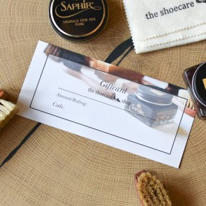 The ShoeCare-Shop Cadeaubon